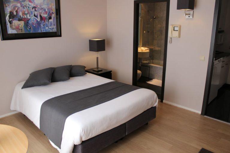 Flat de 25 à 30 m²