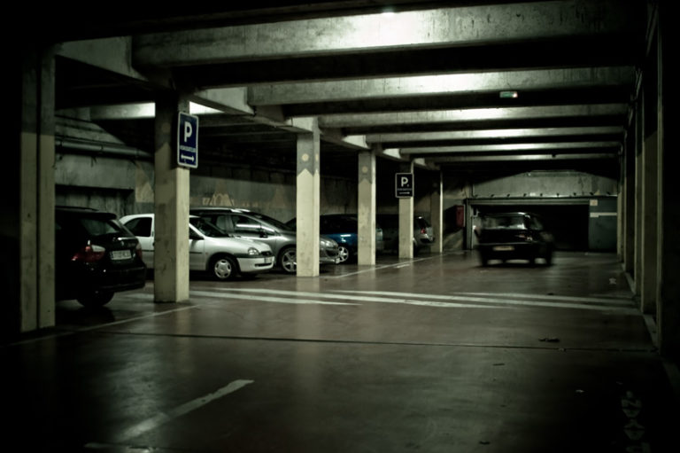 Parking privé souterrain