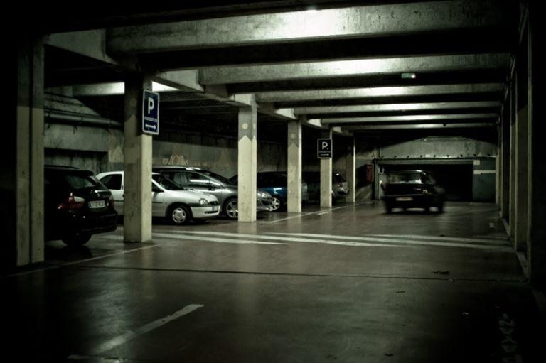 Parking privé souterrain